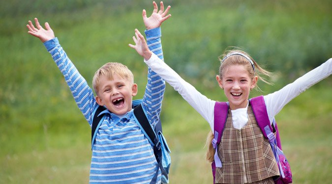 Hogyan tehetjük kellemessé az első napokat az iskolában?
