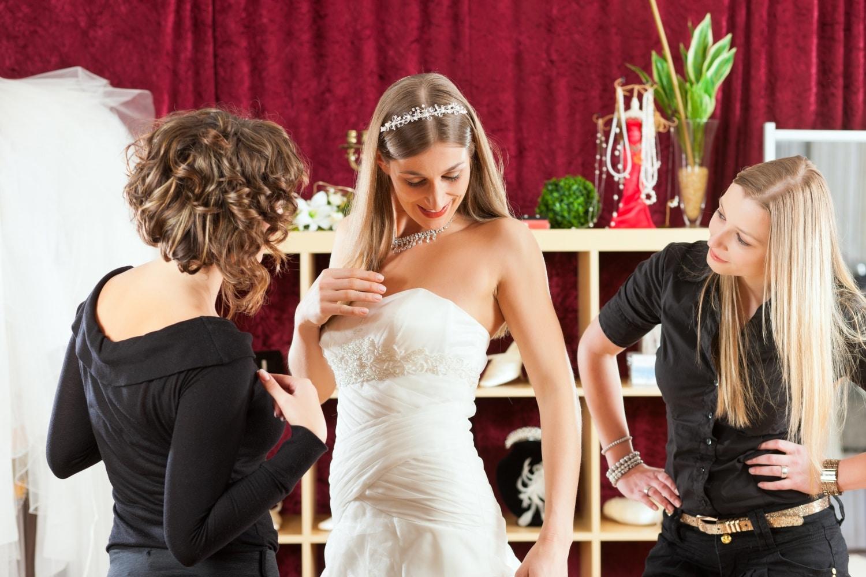 Hogyan válaszd ki álmaid esküvői ruháját?