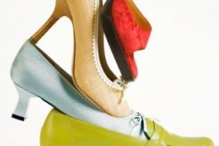 Hogyan viselj magassarkú cipőt?