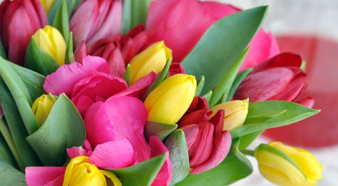 Hosszan friss virágok: 6 tipp, hogy a csokor sokáig tartson