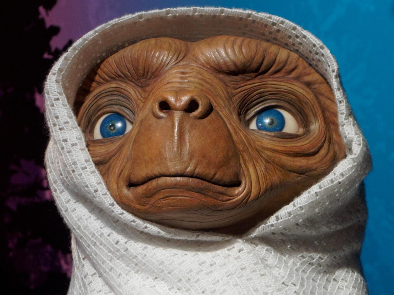 Hová tűnt a jóságos E.T.? A gonosz ufók világa