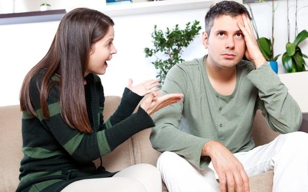 Idegesítő férfimondatok, amiket egyik nő sem akar hallani