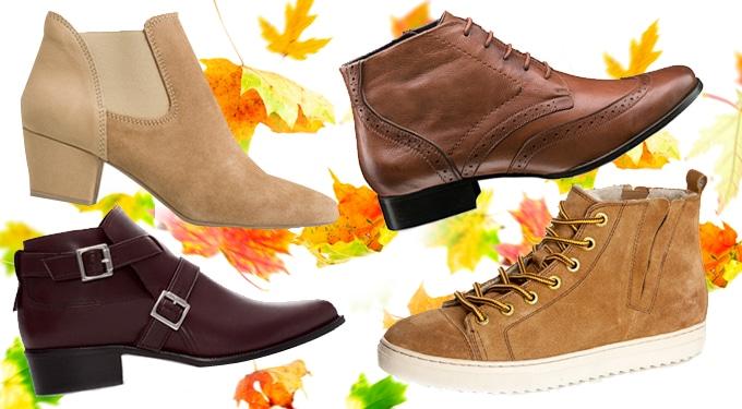 Ilyen cipők lesznek divatban ősszel – Nagy őszi cipőmustra