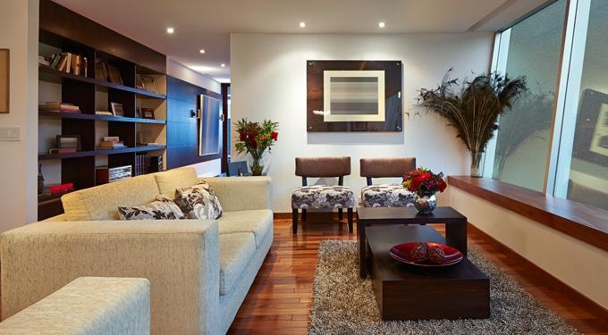 Ilyen hatással van lakásod hangulatára a padlód anyaga és színe
