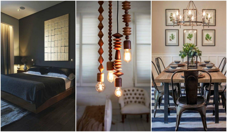 Milyen világítást válassz a lakás különböző helyiségeibe?