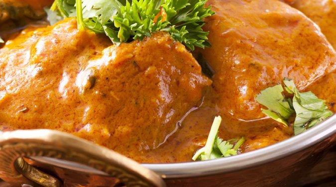 Indiai currys hal