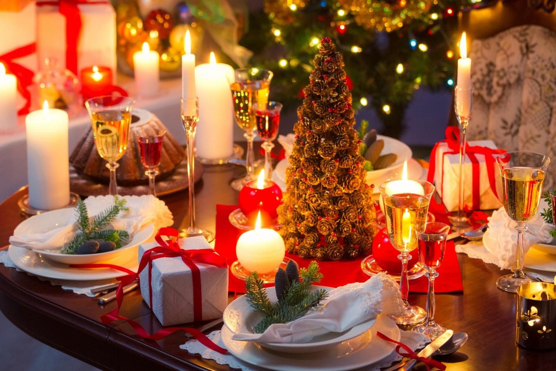 Inspirációk a karácsonyi asztalhoz