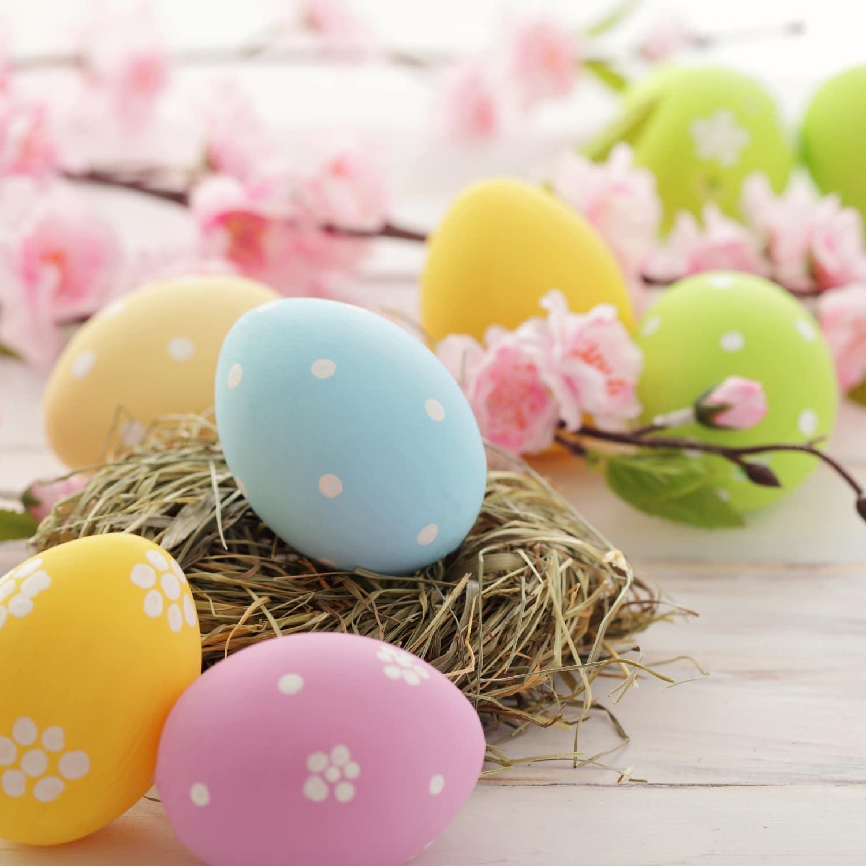 Inspirációk húsvéti tojásfestéshez