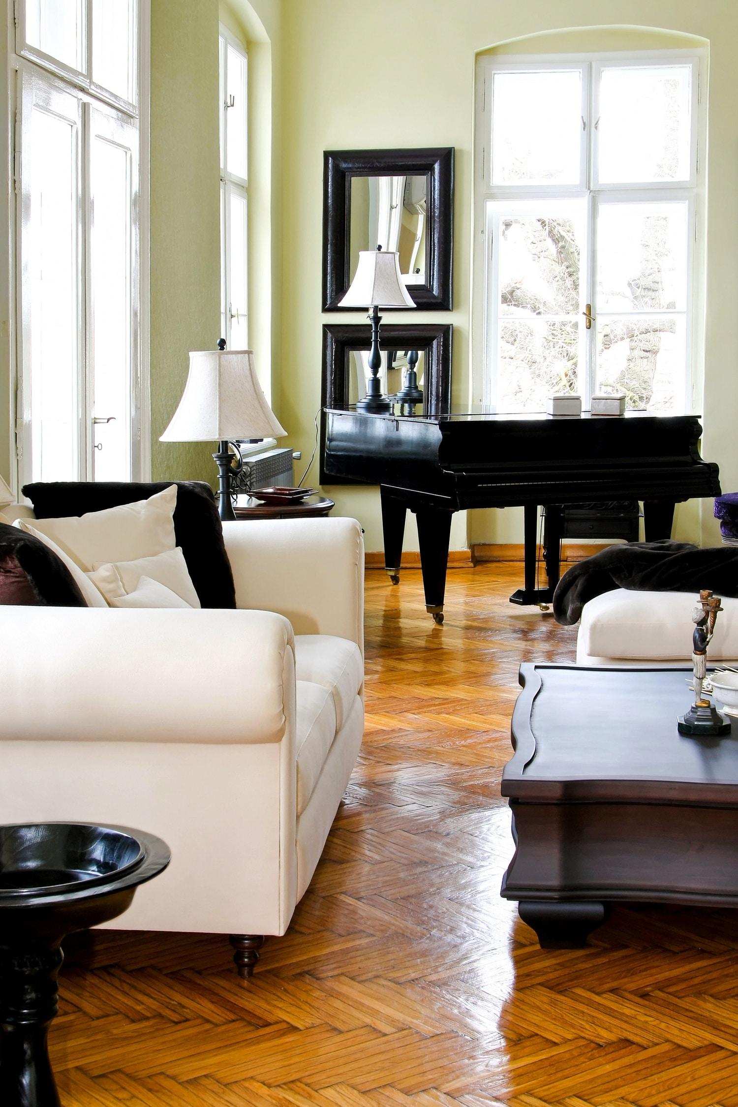 Inspiráló lakberendezési tippek apró nappalikba
