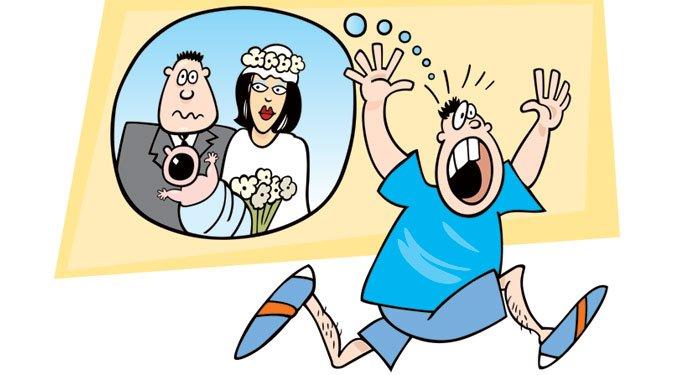 Ironikus idézetek a házasságról