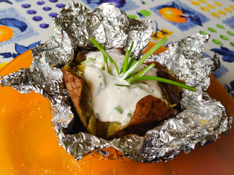 Jack potato – a héjában sült krumpli