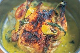 Jamie Oliver: Csirke tejben