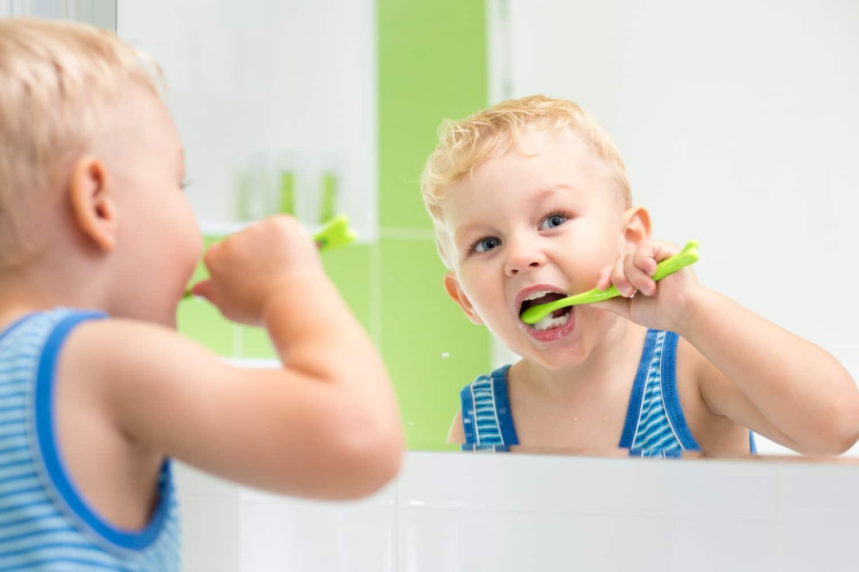 Kérdések és válaszok a gyerekkori fogmosásról