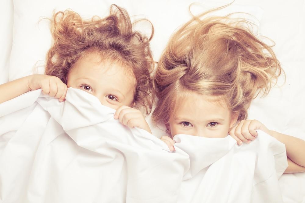 Két gyerek, kevés hely? Ötletes emeletes ágyak