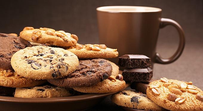 Két süteményrecept kávé mellé
