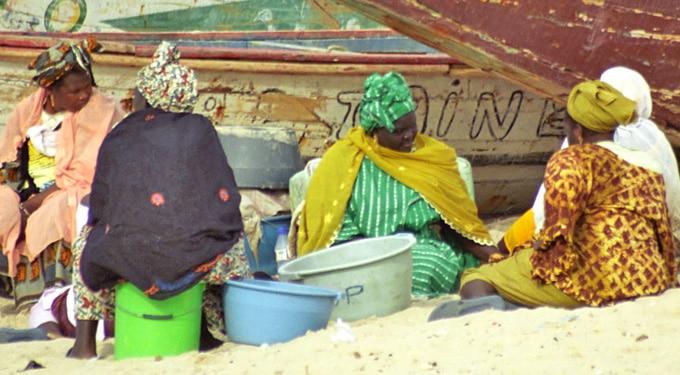 Kövérségre ítélve: Afrikai nő hízlaldák