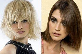 Középhosszú frizurák 2011-re