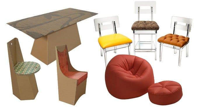 Különleges bútorok