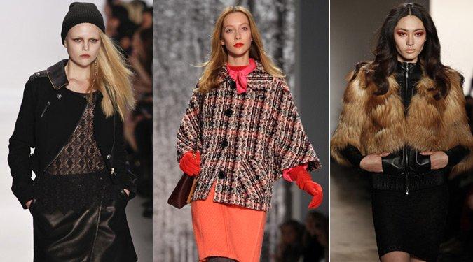 Kabát divat 2011 ősz/tél