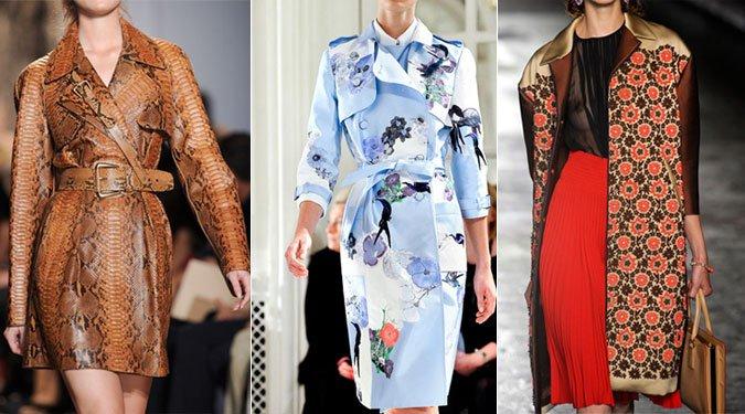 Kabát divat 2012 tavasz