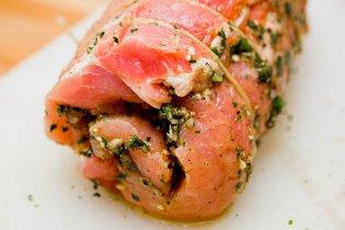 Karácsony: Göngyölt sertéshús