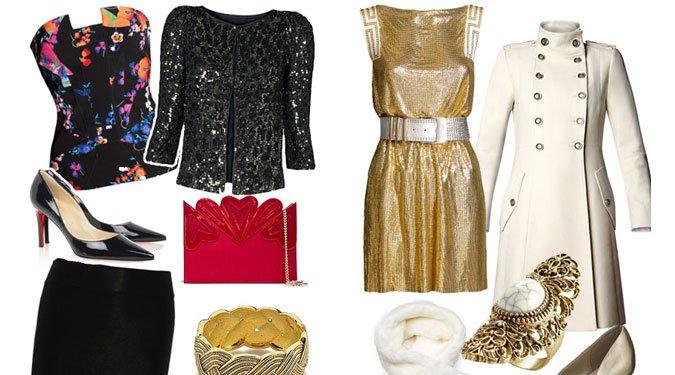 Karácsonyi és szilveszteri party öltözetek
