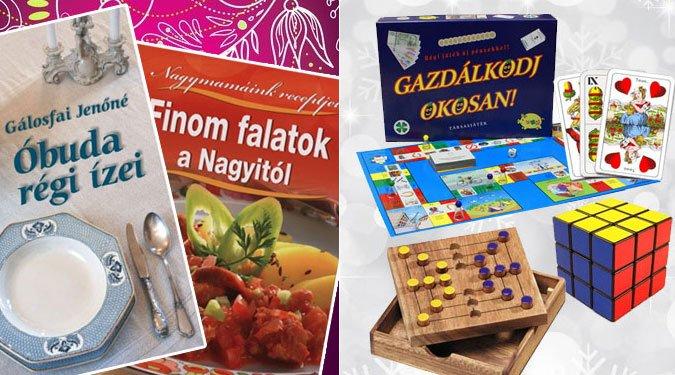 Karácsonyi ajándék ötletek külföldi rokonoknak