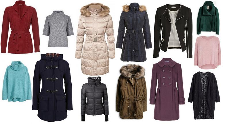 Karcsúsító, de meleg pulóverek és kabátok
