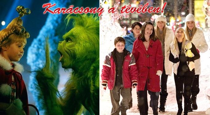 Kedvenc megunhatatlan karácsonyi filmjeink