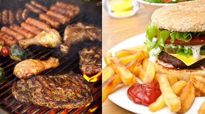 Kezdődik a kalóriadömping? A 6 leghizlalóbb nyári étel