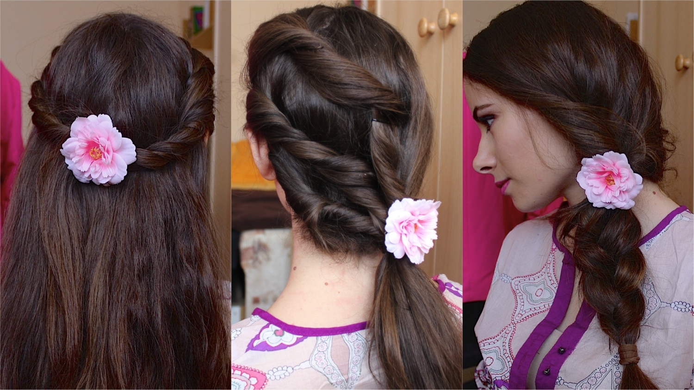 Kisfilm: 4 tipp alkalmi frizurához