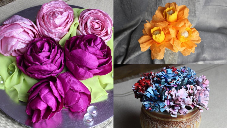 Kisfilm: Készíts virágos dekorációt Fruzsival!