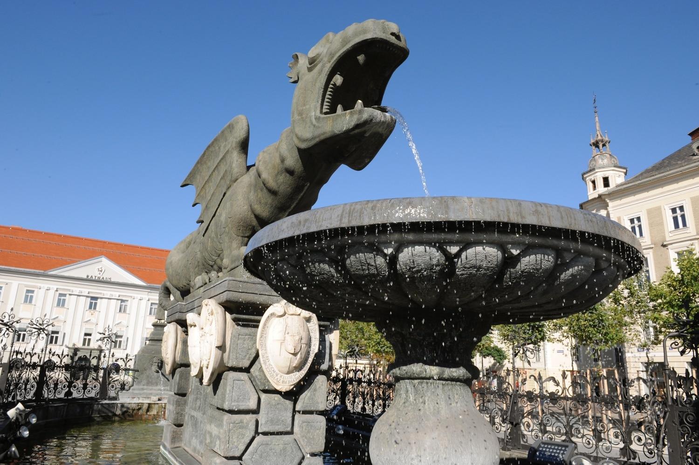 Klagenfurt: életre kelt reneszánsz a Wörthi-tónál