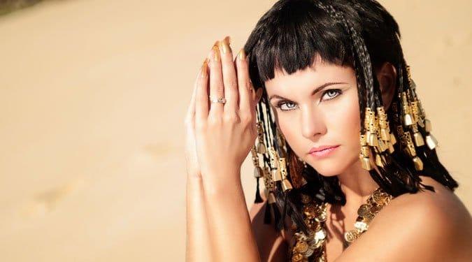 Kleopátra 8 szépségtrükkje