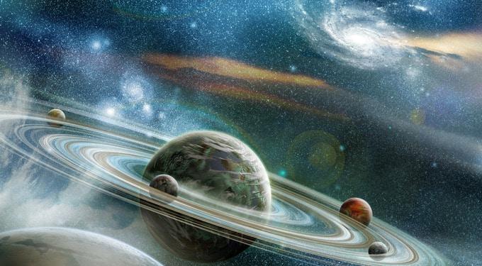 Kozmikus kapcsolódások rendszerében élünk