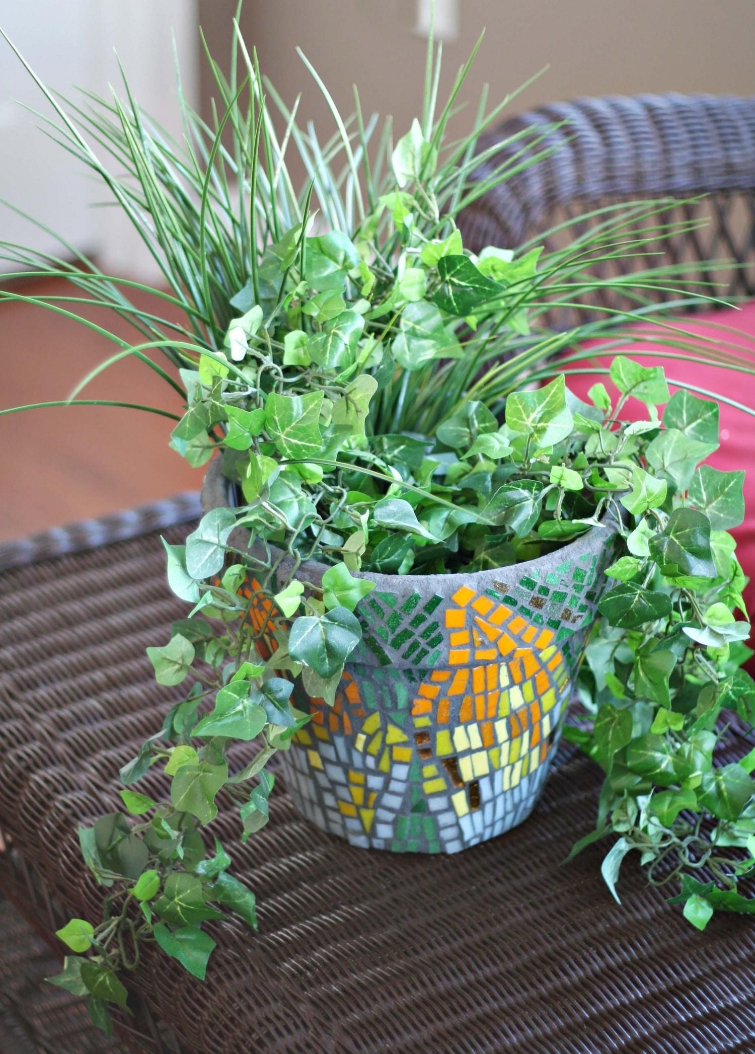Kreatív kézműves tartók szobanövényekhez