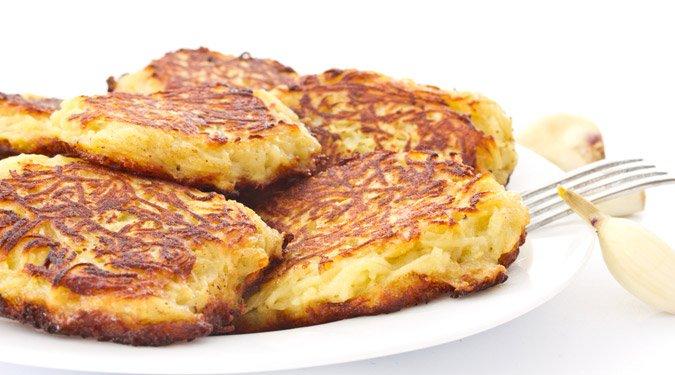 Krumplis palacsinta cseh módra