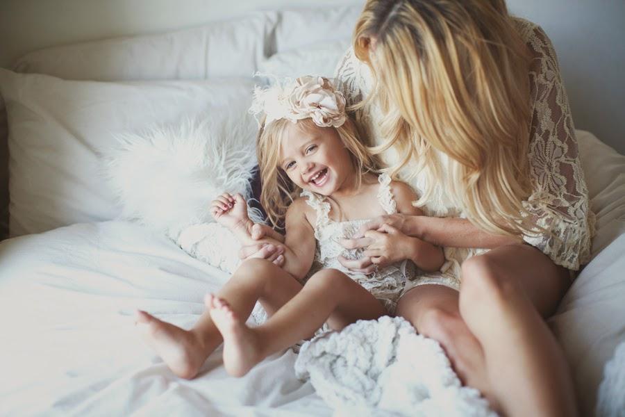 Lányos anyuka vagy? Ezeket a dolgokat mindenképpen mondd el a gyerekednek