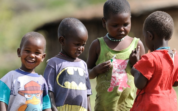 Látogatás egy elfelejtett világba: Afrika