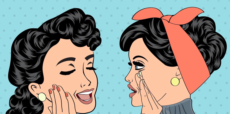 Le az alávaló pletykákkal, avagy ezért ne turkálj mások magánéletében