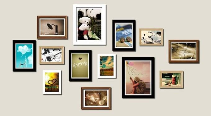 Művészi dekorációk képekkel