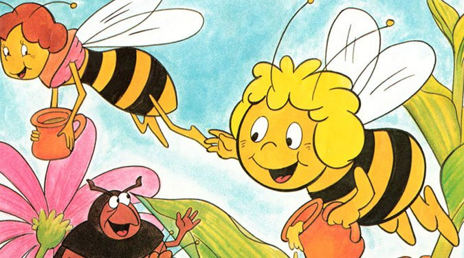 Maja a méhecske 100 éves