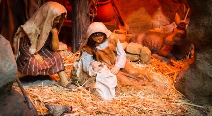 Megérkezett a betlehemi jászol a Vatikánba – A karácsonyi jászol a rómaiaktól napjainkig