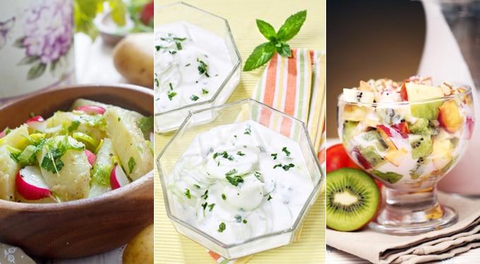 Megmutatjuk a nyár legfinomabb gyors salátáit