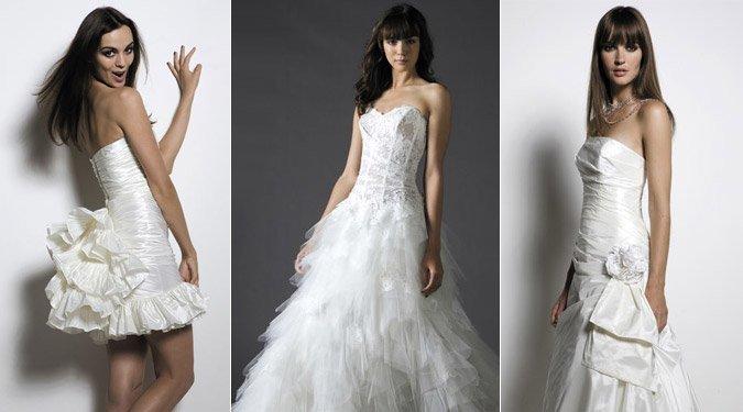 Melyik esküvői ruha illik hozzád a legjobban?