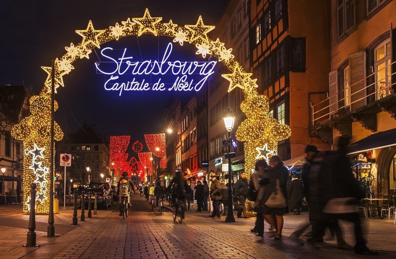 Mesés képek a legszebb karácsonyi vásárokról