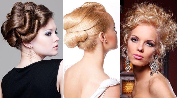 Meseszép alkalmi kontyok, ha frizura inspirációra van szükséged