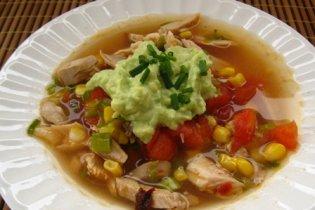 Mexikói pulykaragu leves