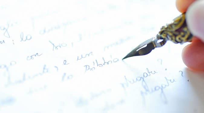 Mi árul el a kézírásod? – Grafológia alapfokon