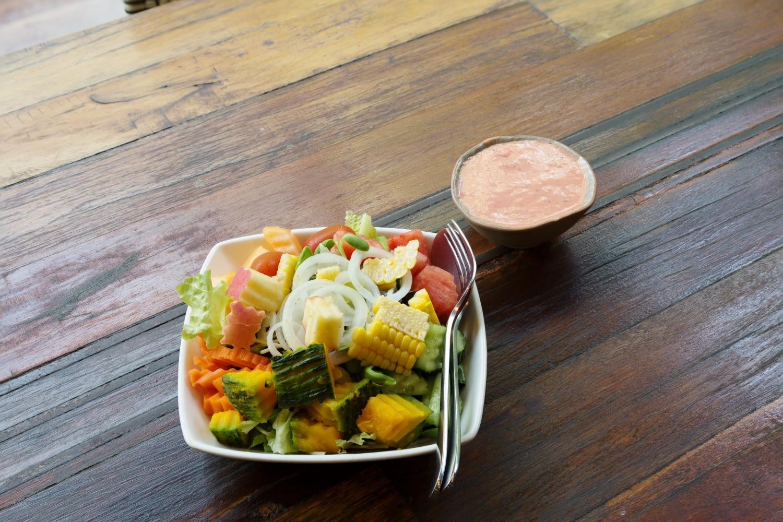 Mi a baj a bolti salátaöntetekkel?